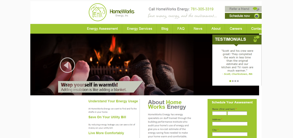 HomeWorks Energy by Linkwell